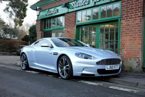 2010 Aston Martin DBS Coupe  For Sale (picture 2 of 4)