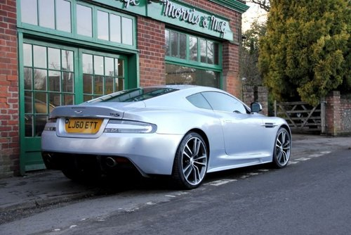 2010 Aston Martin DBS Coupe  For Sale (picture 3 of 4)