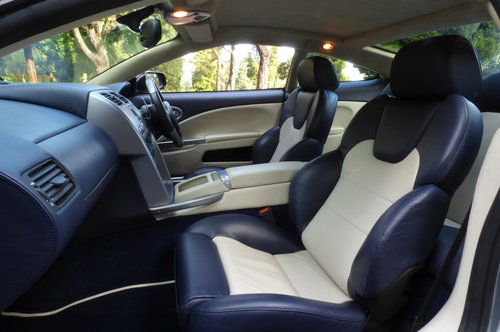 2002 Aston Martin Vanquish 5.9 V12 (Just 13176 miles) For Sale (picture 3 of 6)