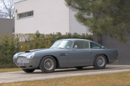 Aston Martin DB4 SII RHD - 1961 For Sale (picture 1 of 6)