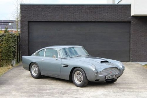 Aston Martin DB4 SII RHD - 1961 For Sale (picture 2 of 6)