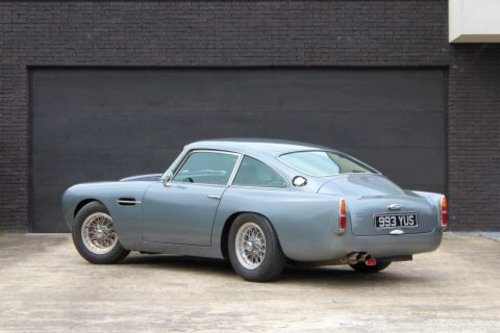 Aston Martin DB4 SII RHD - 1961 For Sale (picture 3 of 6)
