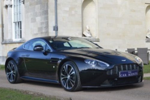 2011 Aston Martin Vantage V12 Carbon Edition - 19,600 Miles SOLD (picture 1 of 6)