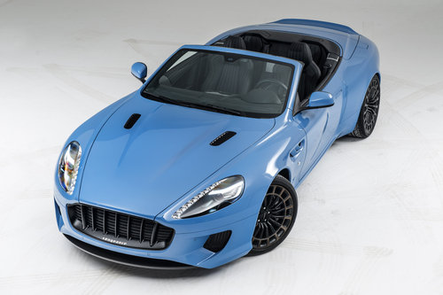 2017 Aston Martin Coachbuilt as Vengeance Volante by Kahn For Sale (picture 1 of 5)