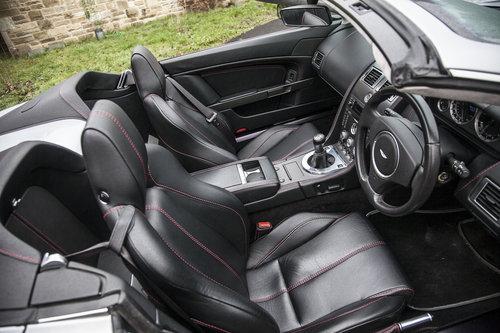 2009 Aston Martin V8 Vantage Roadster SOLD (picture 5 of 6)