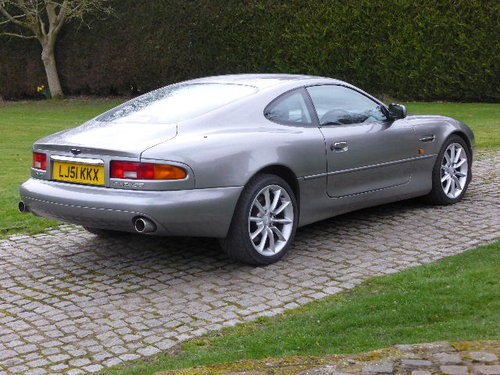 2001 Aston Martin DB7 Vantage For Sale (picture 3 of 6)