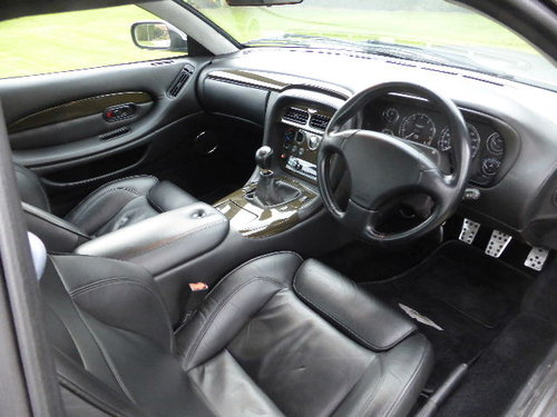 2001 Aston Martin DB7 Vantage For Sale (picture 4 of 6)