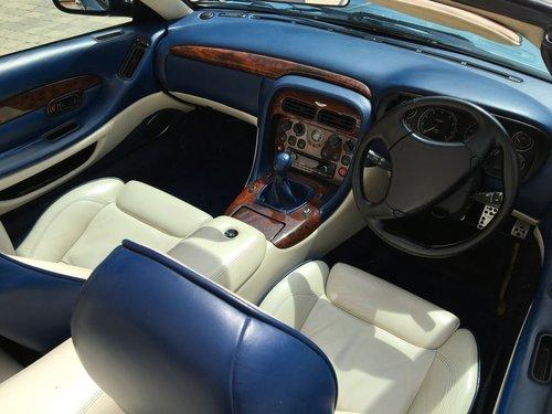 2001 Aston Martin DB7 Vantage Volante (Manual) V12 SOLD (picture 6 of 6)