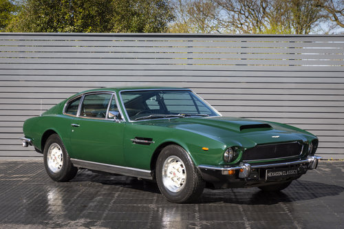 1974 ASTON MARTIN V8 AUTO MK3 ONLY 37200 MILES For Sale (picture 1 of 6)