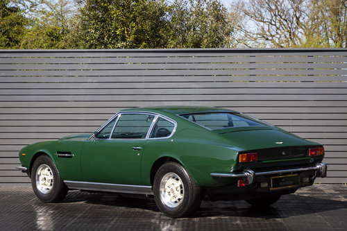 1974 ASTON MARTIN V8 AUTO MK3 ONLY 37200 MILES For Sale (picture 2 of 6)