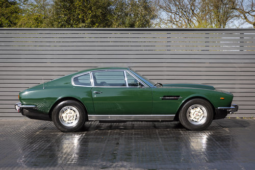 1974 ASTON MARTIN V8 AUTO MK3 ONLY 37200 MILES For Sale (picture 3 of 18)