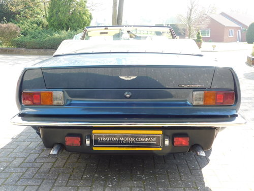 1987 vantage Volante V8 For Sale (picture 3 of 6)