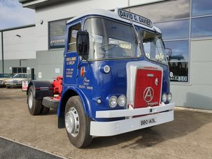 **OCTOBER ENTRY** 1972 Atkinson Borderer For Sale by Auction