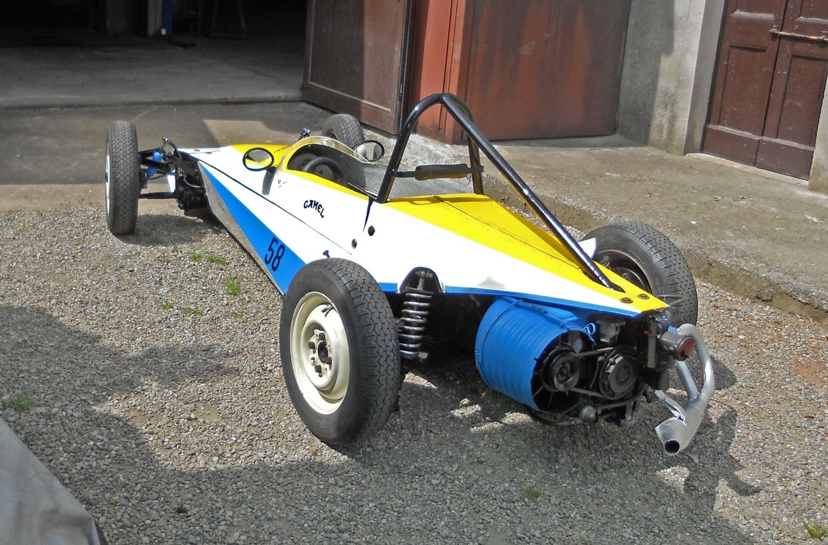 1966 Formula 875 Monza For Sale (picture 2 of 2)