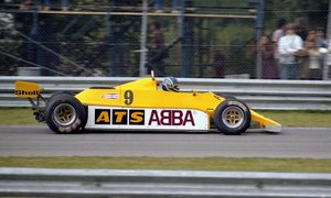 Picture of 1982 ATS D5 FORMULE 1 SOLD