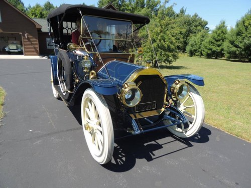 1911 Auburn N-40 Phaeton For Sale (picture 1 of 6)