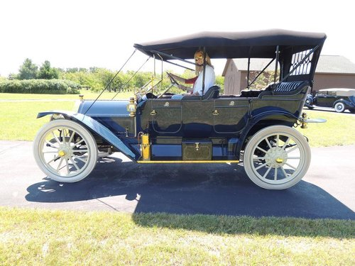 1911 Auburn N-40 Phaeton For Sale (picture 2 of 6)