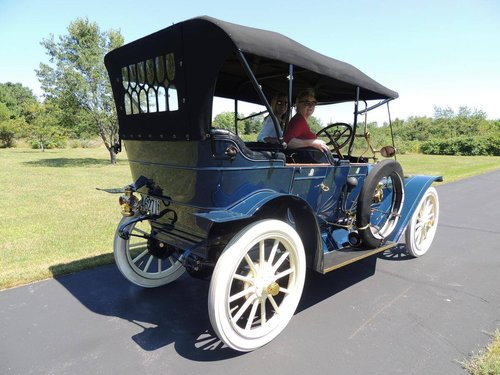 1911 Auburn N-40 Phaeton For Sale (picture 4 of 6)