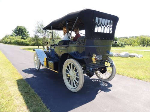1911 Auburn N-40 Phaeton For Sale (picture 5 of 6)