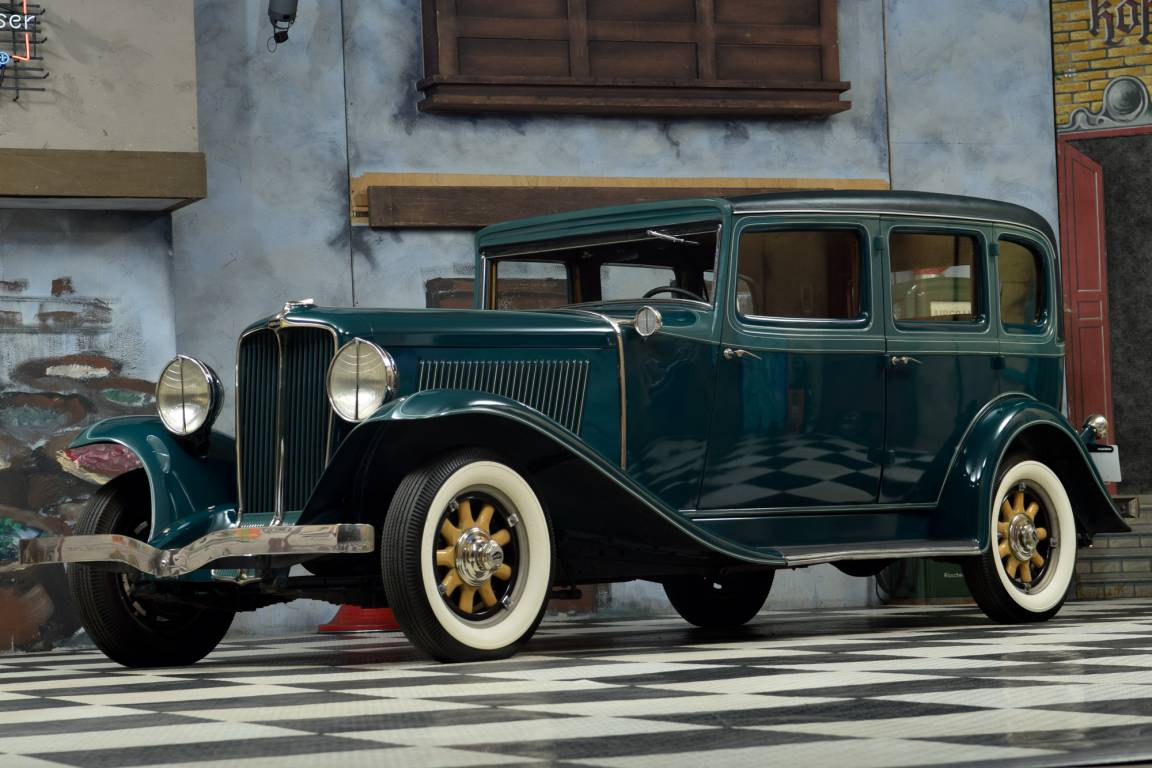 1931 Auburn 8-98 Sedan - Sehr guter Original Zustand! For Sale (picture 1 of 6)
