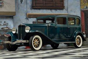 1931 Auburn 8-98 Sedan - Sehr guter Original Zustand! For Sale