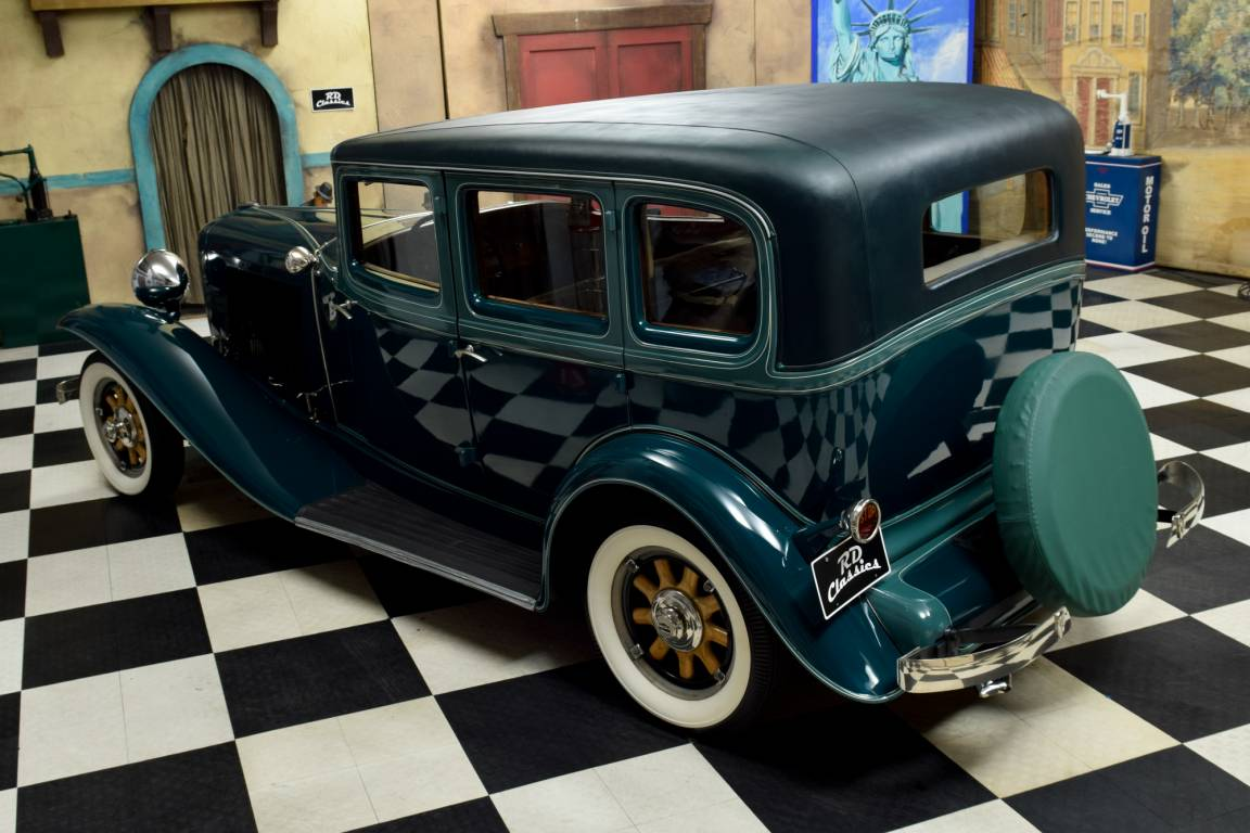 1931 Auburn 8-98 Sedan - Sehr guter Original Zustand! For Sale (picture 2 of 6)
