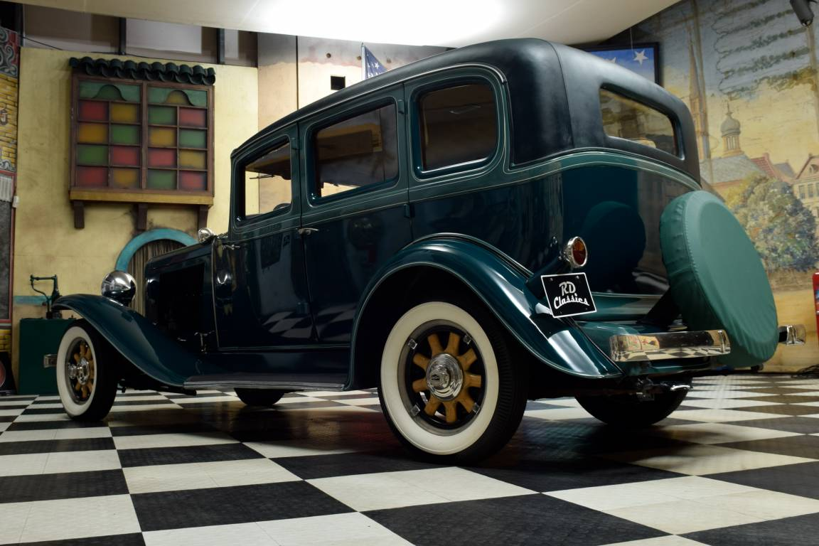 1931 Auburn 8-98 Sedan - Sehr guter Original Zustand! For Sale (picture 3 of 6)