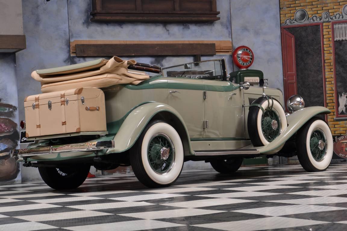 1933 Auburn 8-101 Phaeton Sedan / Top Restauriert For Sale (picture 3 of 6)
