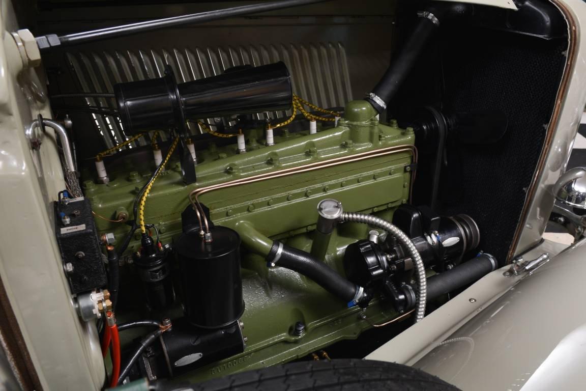 1933 Auburn 8-101 Phaeton Sedan / Top Restauriert For Sale (picture 6 of 6)