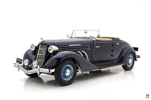 1936 AUBURN 852SC CONVERTIBLE COUPE For Sale