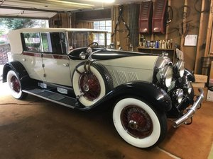 1928 Auburn Phaeton Convertible Sedan RARE Award Winner