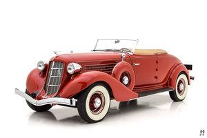 1936 AUBURN 852 CABRIOLET For Sale