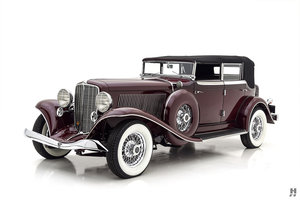 1934 AUBURN TWELVE SALON PHAETON For Sale