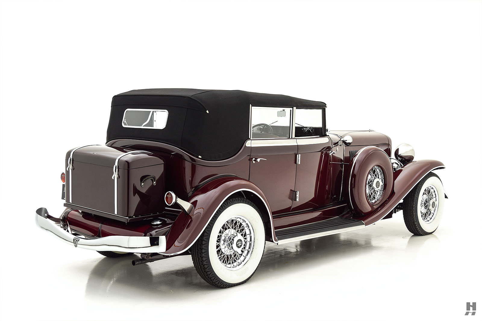 1934 AUBURN TWELVE SALON PHAETON For Sale (picture 5 of 6)