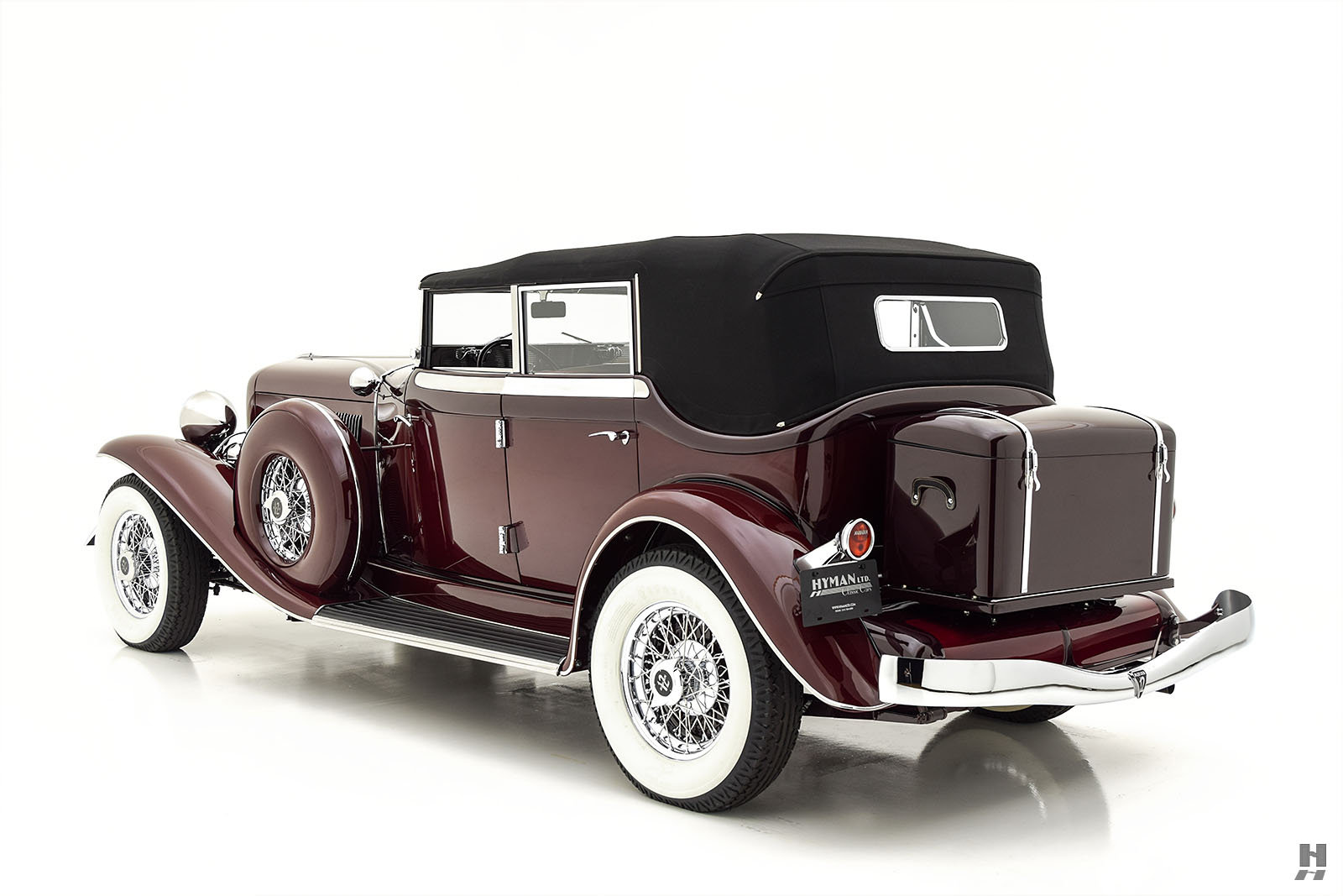 1934 AUBURN TWELVE SALON PHAETON For Sale (picture 6 of 6)