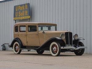 1932 Auburn 8-100 Sedan For Sale by Auction