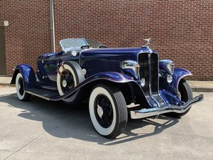1932 Auburn Boattail Speedster by Glen Prey For Sale by Auction