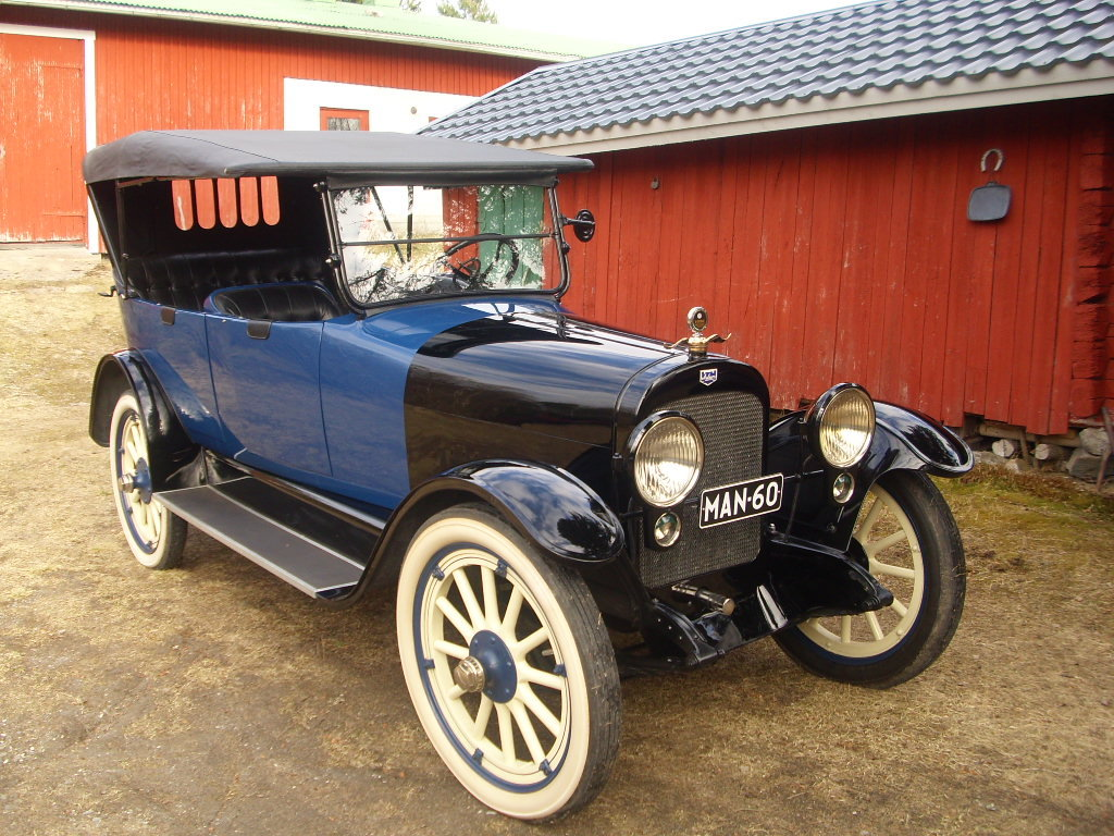 1918 Auburn Antique car For Sale (picture 1 of 6)