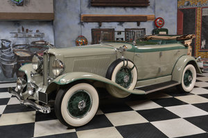 1933 Auburn 8-101 Phaeton Sedan For Sale by Auction