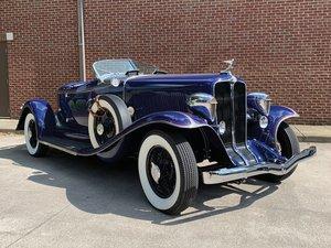 1932 Auburn 8-100 Boattail Speedster by Glenn Pray