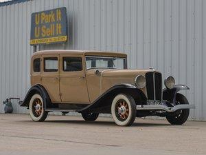 1931 Auburn 8-98A Sedan