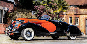 1935 Auburn 851 Supercharged Boat-tail Speedster