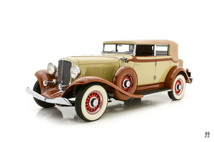 1933 AUBURN MODEL 8-105 CONVERTIBLE SEDAN For Sale