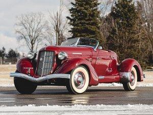 1936 Auburn Boattail Speedster Replica