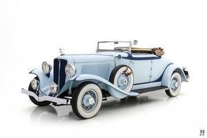 1931 Auburn Model 8-98 Cabriolet