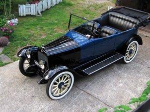 1918 Antique car - Auburn