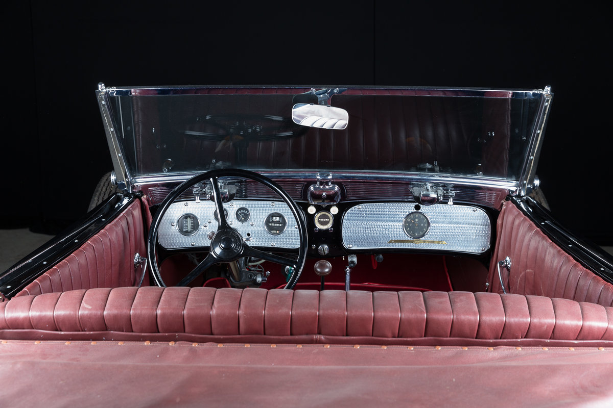 1935 Auburn 653 cabriolet avec spider - No reserve For Sale by Auction (picture 6 of 6)