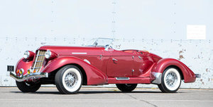 1935 Auburn Boat-Tail Speedster Replica For Sale by Auction