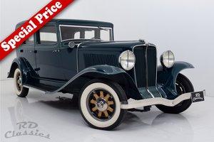 Picture of 1931 Auburn 8-98 Sedan - Straight Eight For Sale