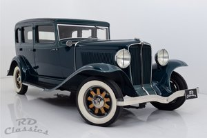1931 Auburn 8-98 Sedan - Straight Eight